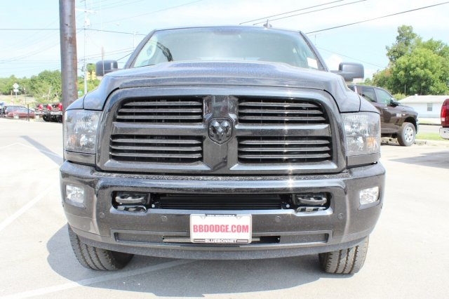 2017 Ram 2500 Crew Cab 4x4 Pickup #TG748246 - photo 5