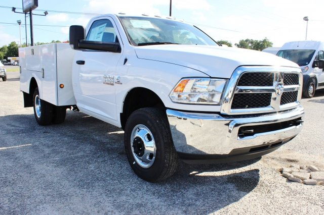 2017 Ram 3500 Regular Cab DRW 4x4, Stahl Service Body #TG758853 - photo 5