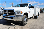 2017 Ram 3500 Regular Cab DRW 4x4, Stahl Service Body #TG758853 - photo 1