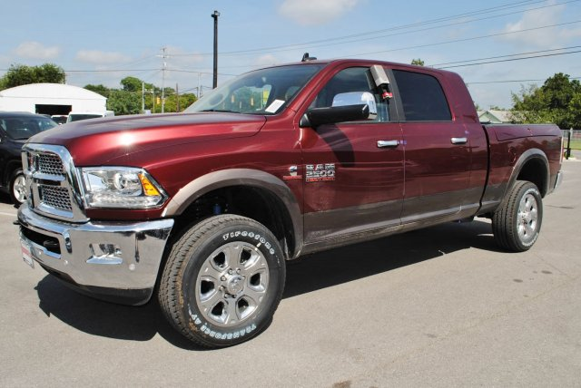 2017 Ram 2500 Mega Cab 4x4, Pickup #TG767832 - photo 3
