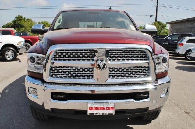 2017 Ram 2500 Mega Cab 4x4 Pickup #TG767832 - photo 4