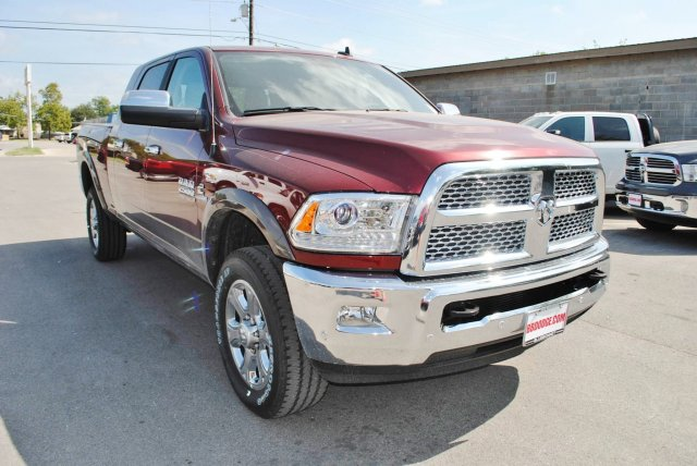 2017 Ram 2500 Mega Cab 4x4, Pickup #TG767832 - photo 5
