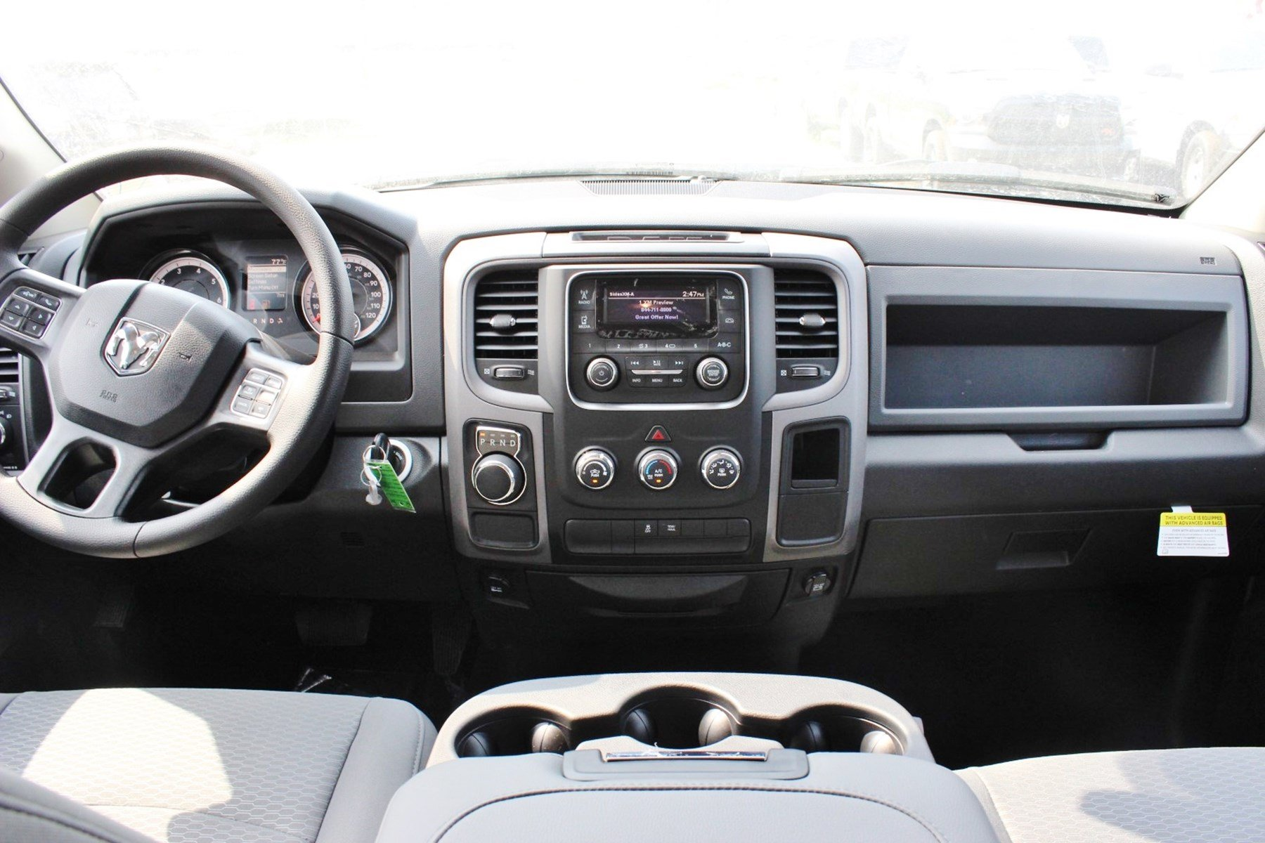 2017 Ram 1500 Crew Cab, Pickup #TG782832 - photo 6