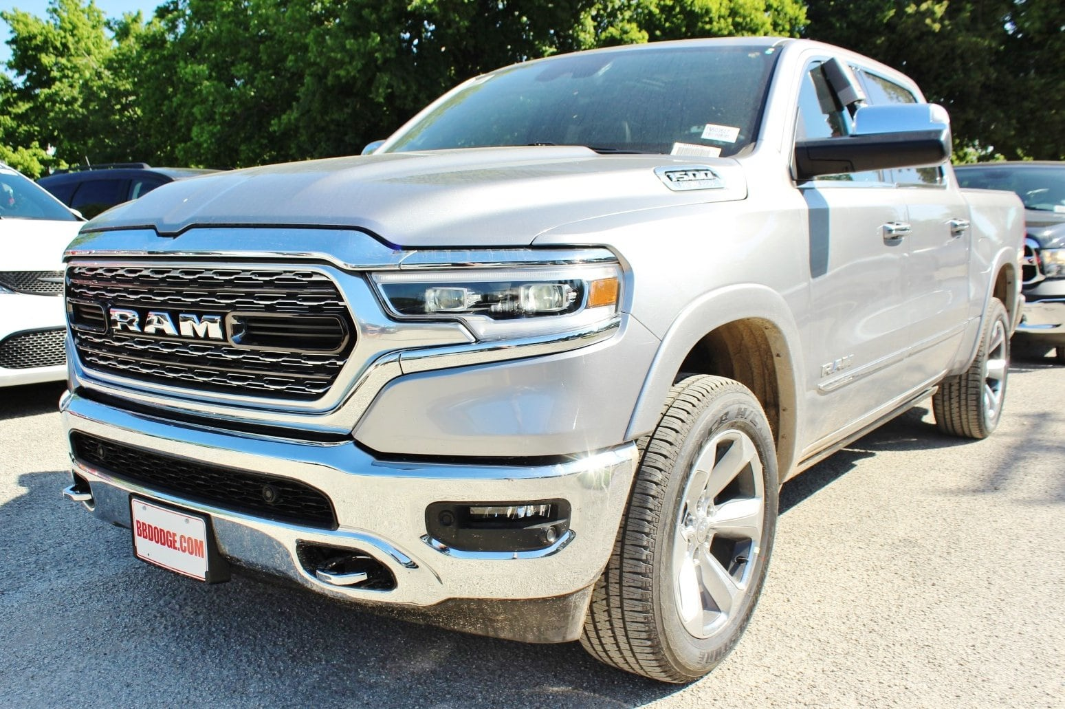 2019 Ram 1500 Crew Cab 4x4,  Pickup #TN503517 - photo 3