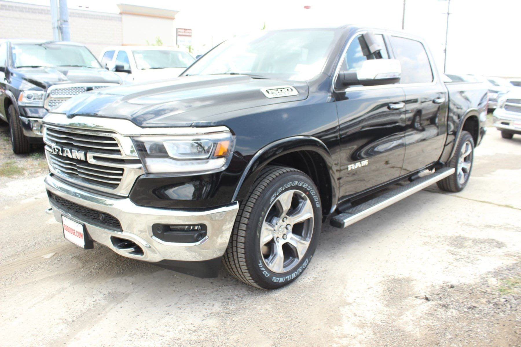 2019 Ram 1500 Crew Cab 4x2,  Pickup #TN519292 - photo 3