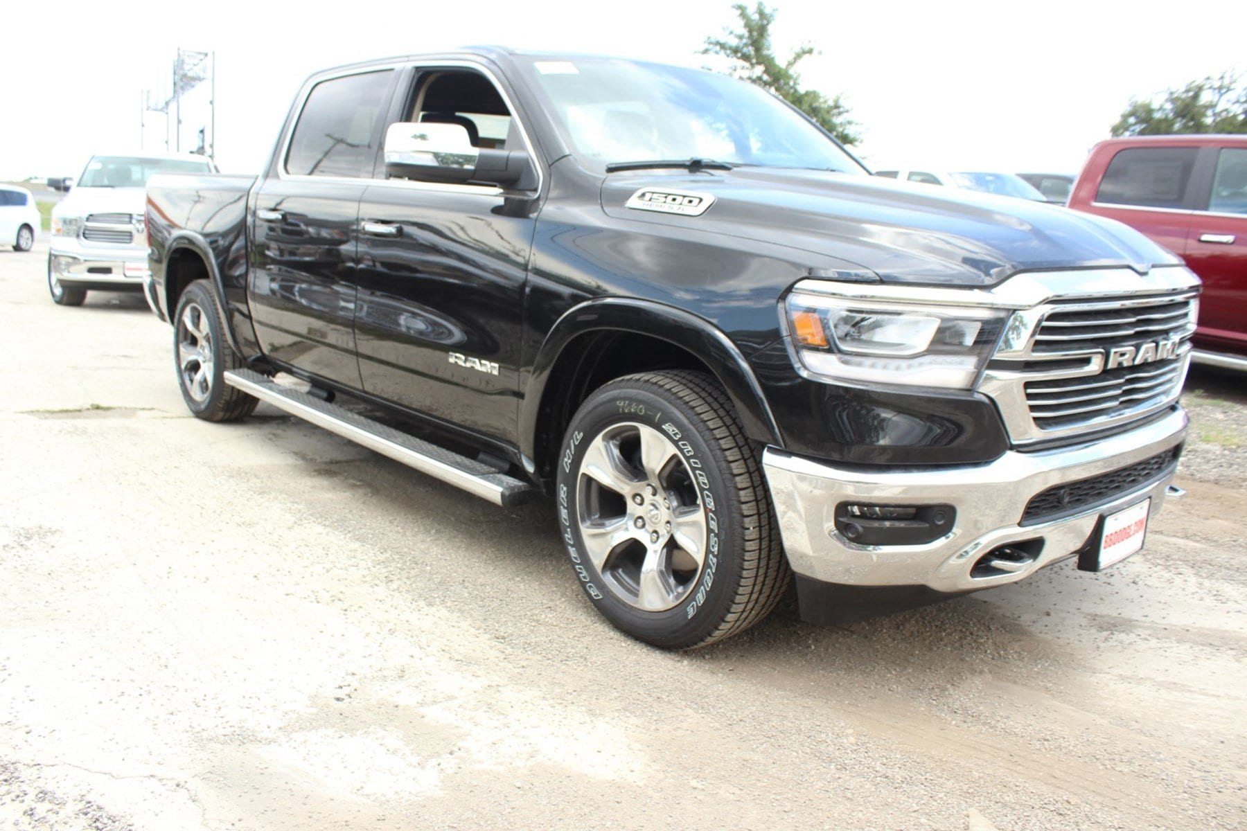 2019 Ram 1500 Crew Cab 4x2,  Pickup #TN519292 - photo 1
