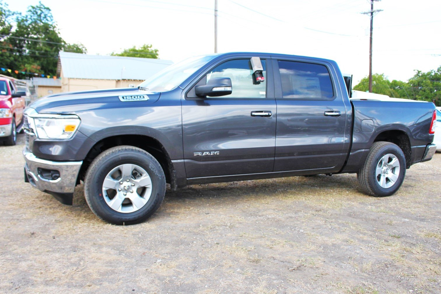 2019 Ram 1500 Crew Cab 4x2,  Pickup #TN576490 - photo 4