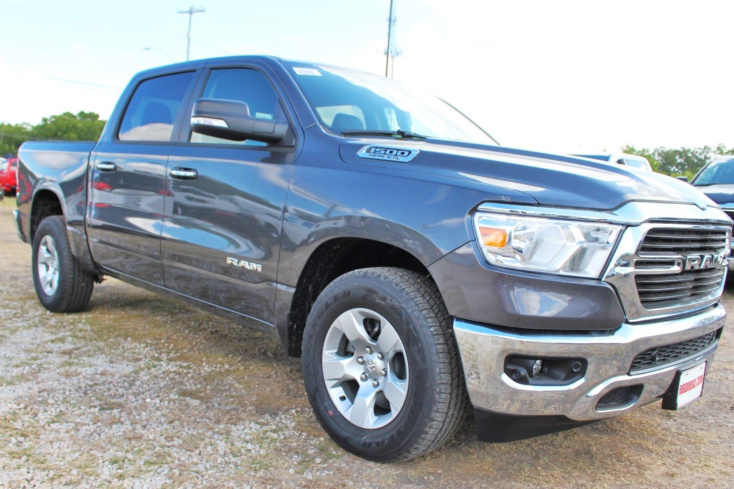 2019 Ram 1500 Crew Cab 4x2,  Pickup #TN576490 - photo 1