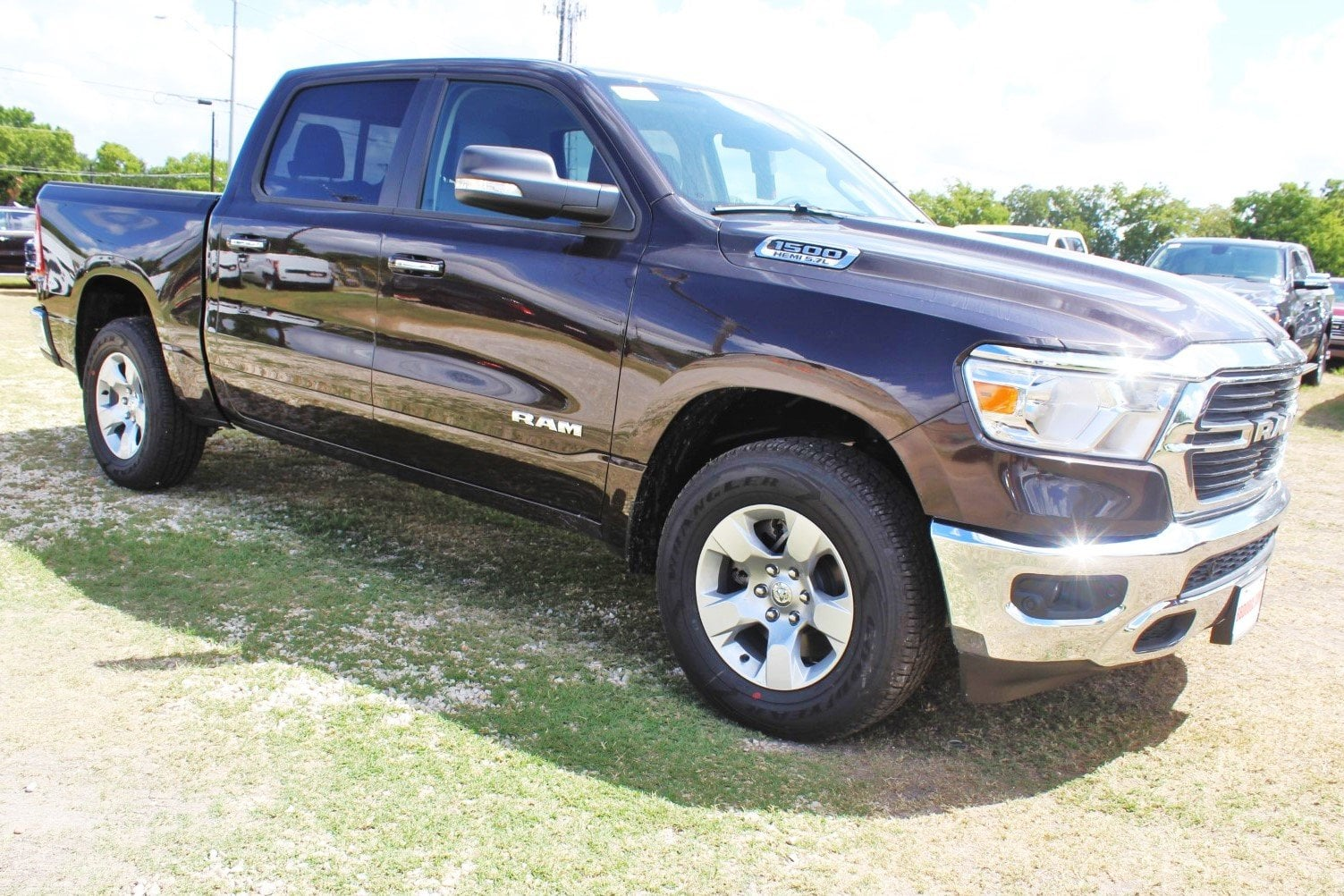 2019 Ram 1500 Crew Cab 4x2,  Pickup #TN576492 - photo 1