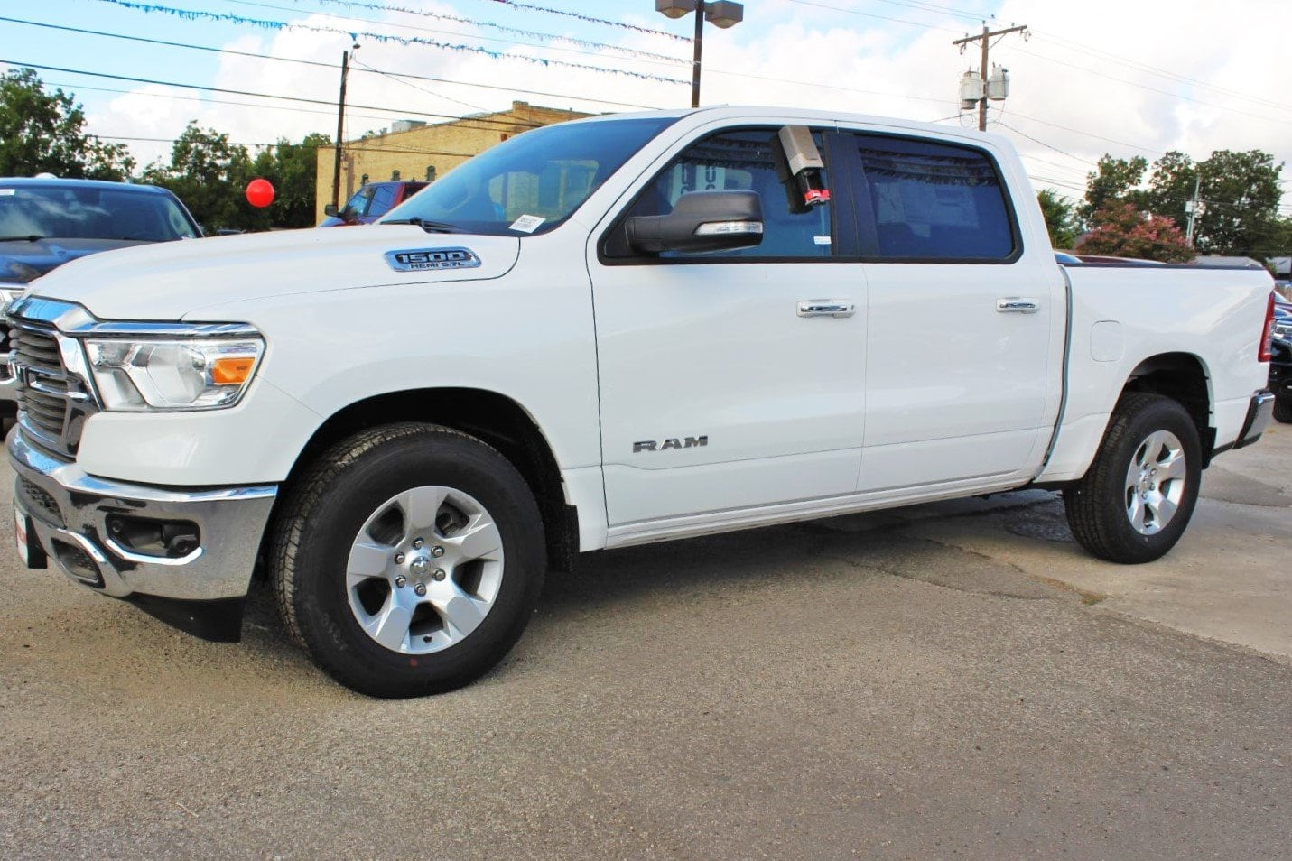 2019 Ram 1500 Crew Cab 4x2,  Pickup #TN581827 - photo 4