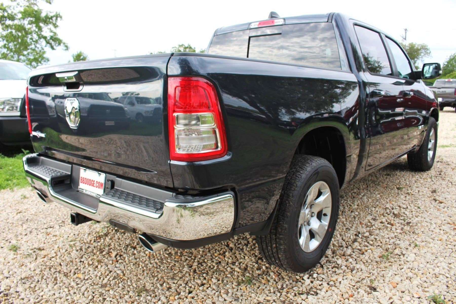 2019 Ram 1500 Crew Cab 4x2,  Pickup #TN581833 - photo 2