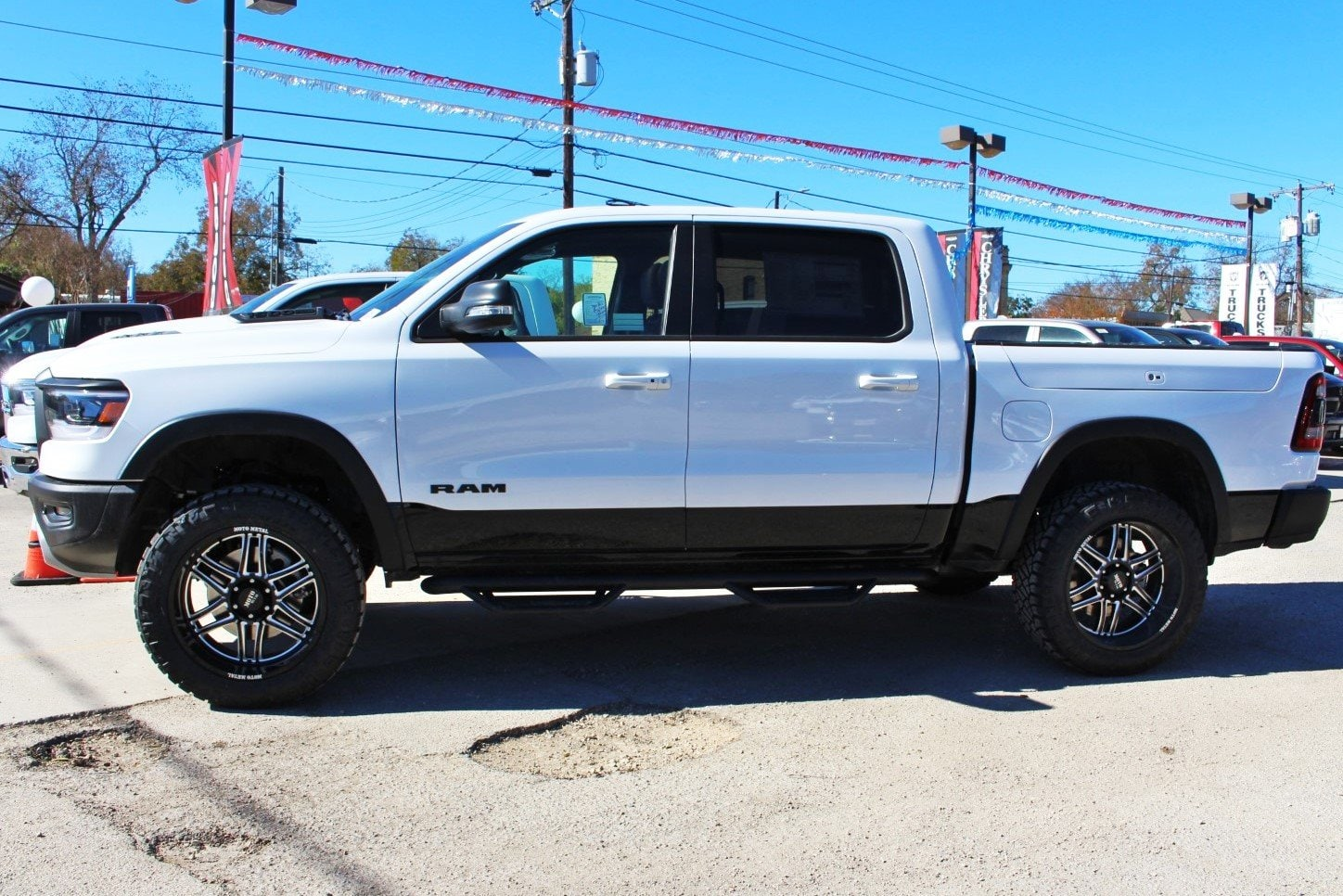 2019 Ram 1500 Crew Cab 4x4,  Pickup #TN599401 - photo 4