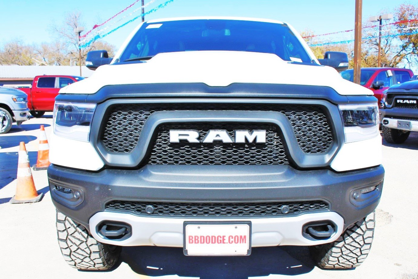 2019 Ram 1500 Crew Cab 4x4,  Pickup #TN599401 - photo 5