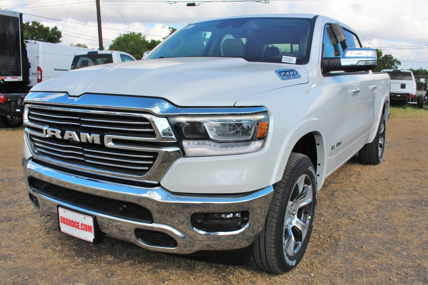 2019 Ram 1500 Crew Cab 4x4,  Pickup #TN620024 - photo 3
