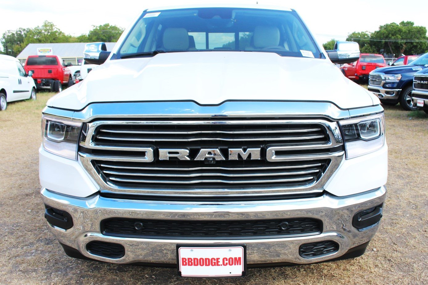 2019 Ram 1500 Crew Cab 4x4,  Pickup #TN620024 - photo 5