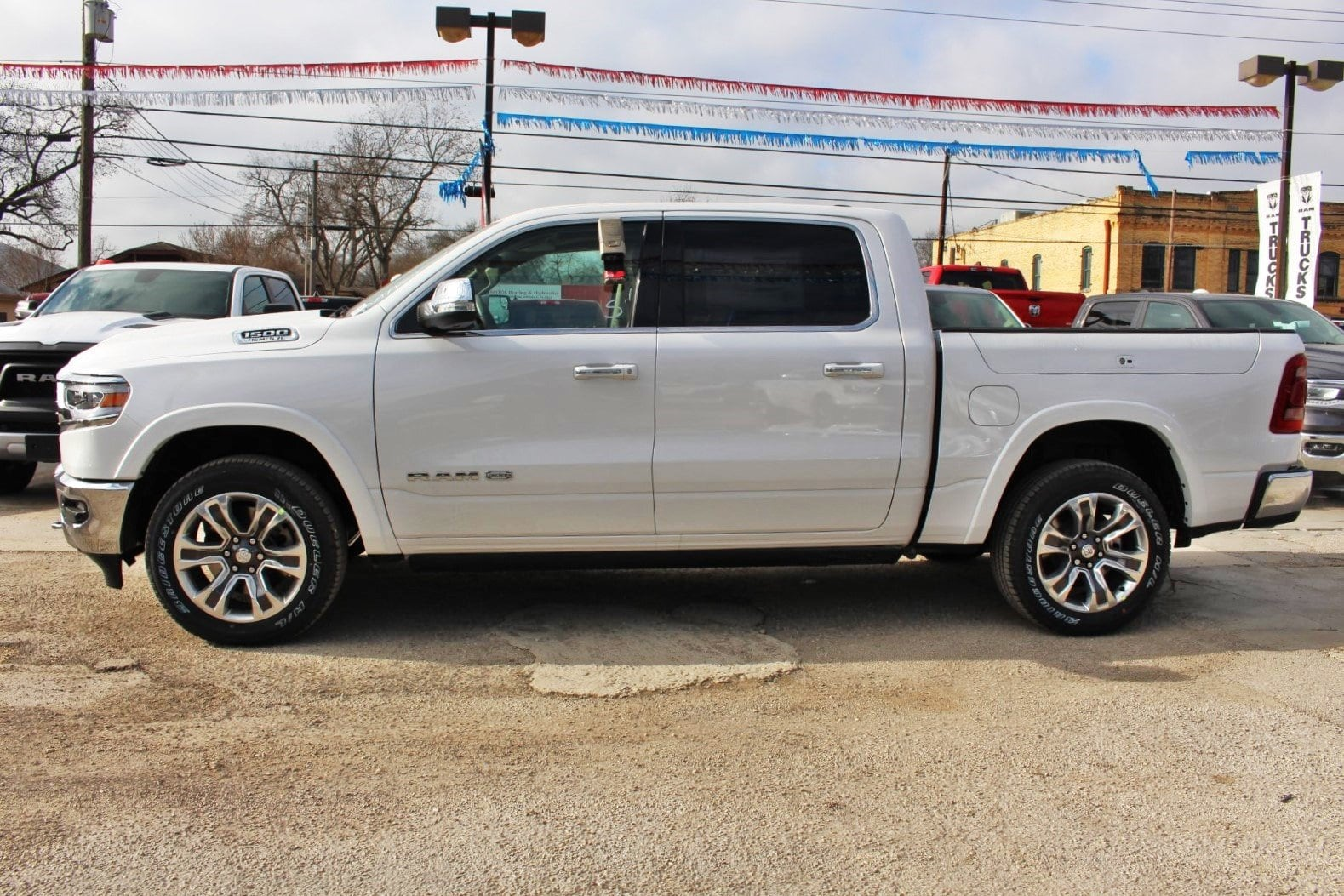 2019 Ram 1500 Crew Cab 4x4,  Pickup #TN620042 - photo 4