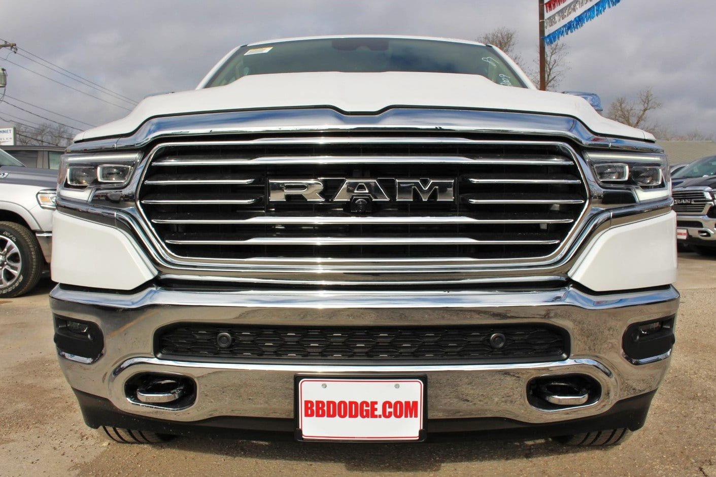 2019 Ram 1500 Crew Cab 4x4,  Pickup #TN620042 - photo 5