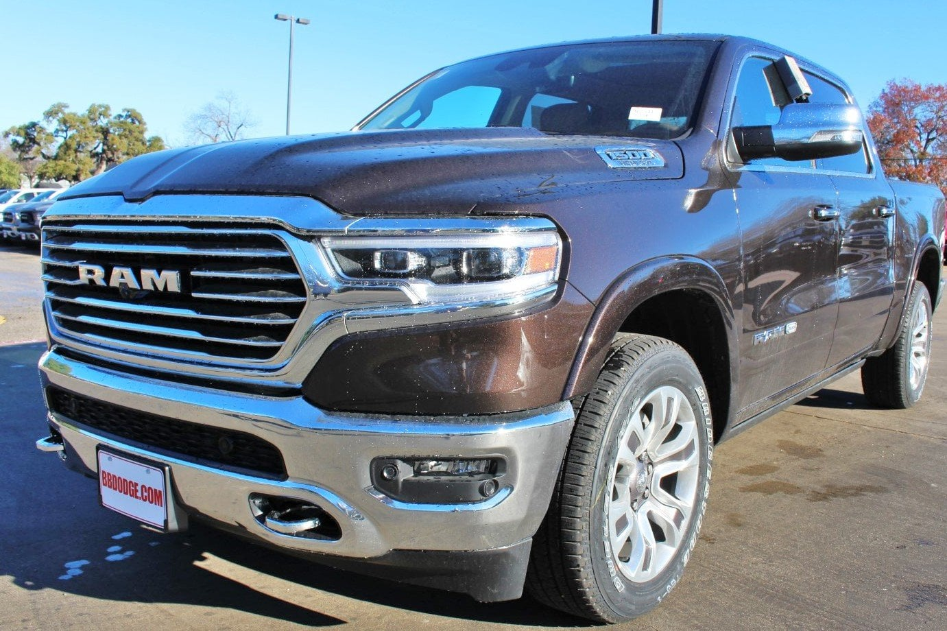 2019 Ram 1500 Crew Cab 4x4,  Pickup #TN620044 - photo 3