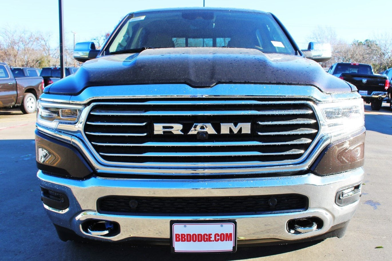 2019 Ram 1500 Crew Cab 4x4,  Pickup #TN620044 - photo 5