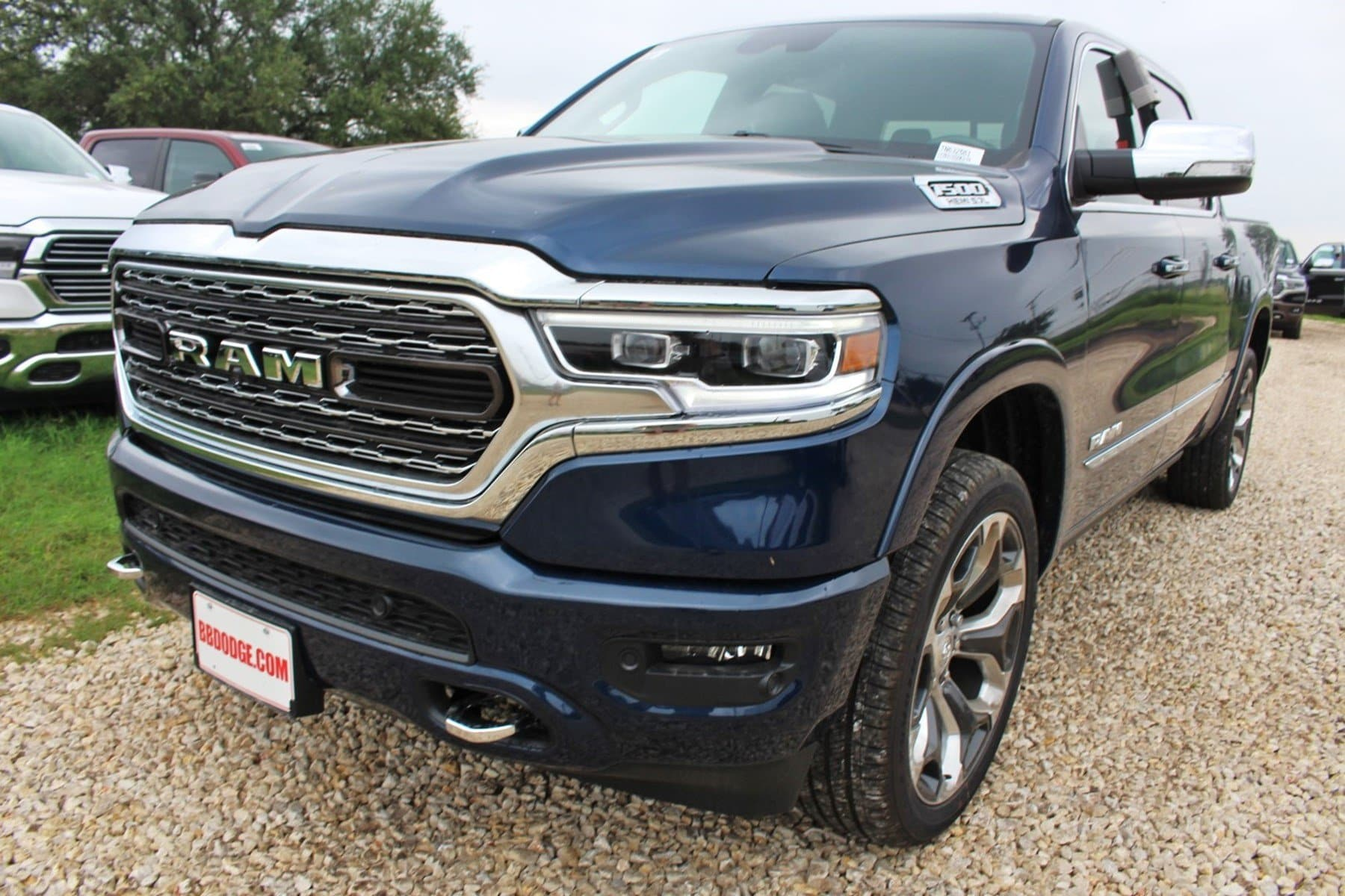 2019 Ram 1500 Crew Cab 4x4,  Pickup #TN632561 - photo 3