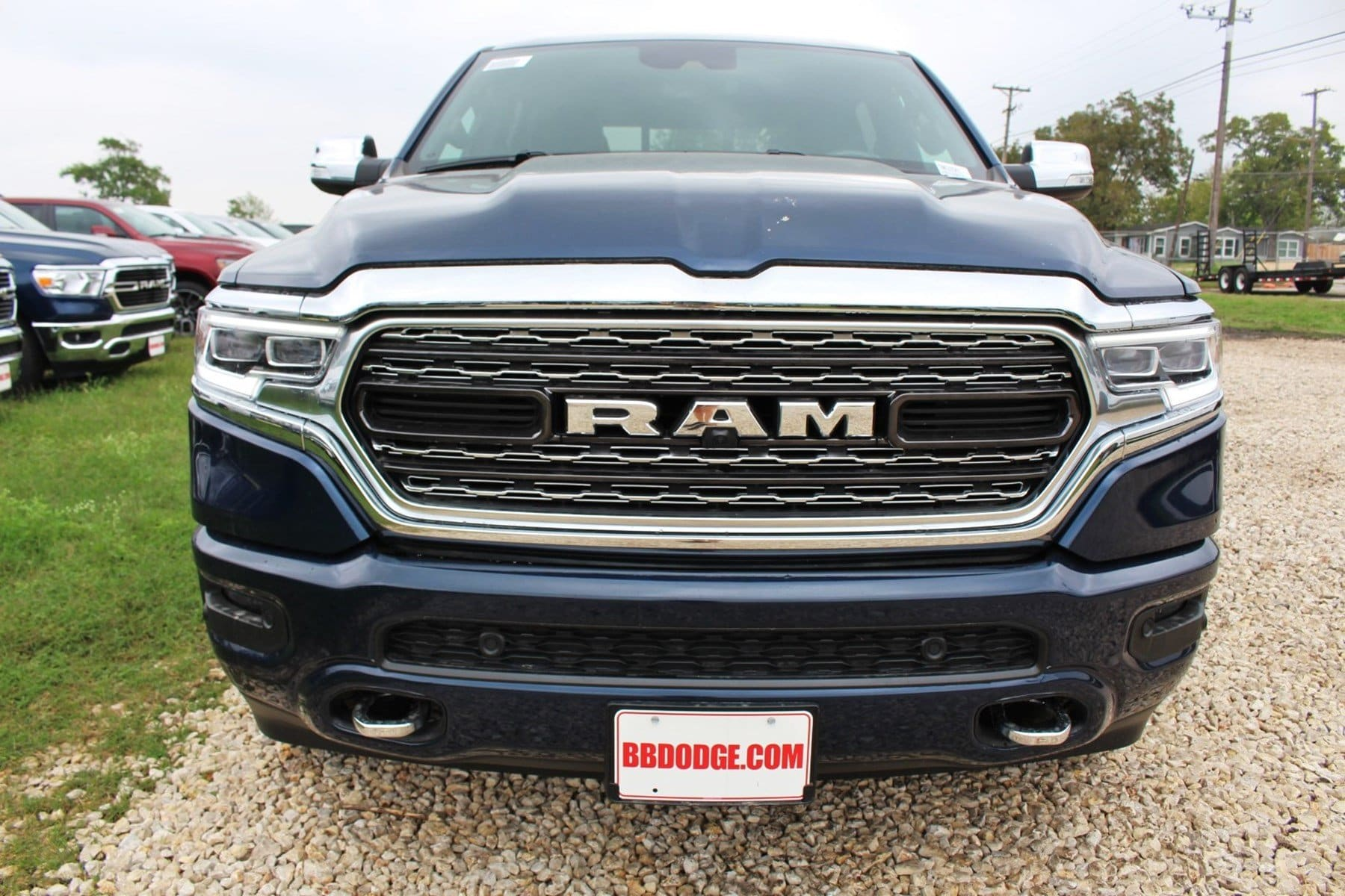 2019 Ram 1500 Crew Cab 4x4,  Pickup #TN632561 - photo 5
