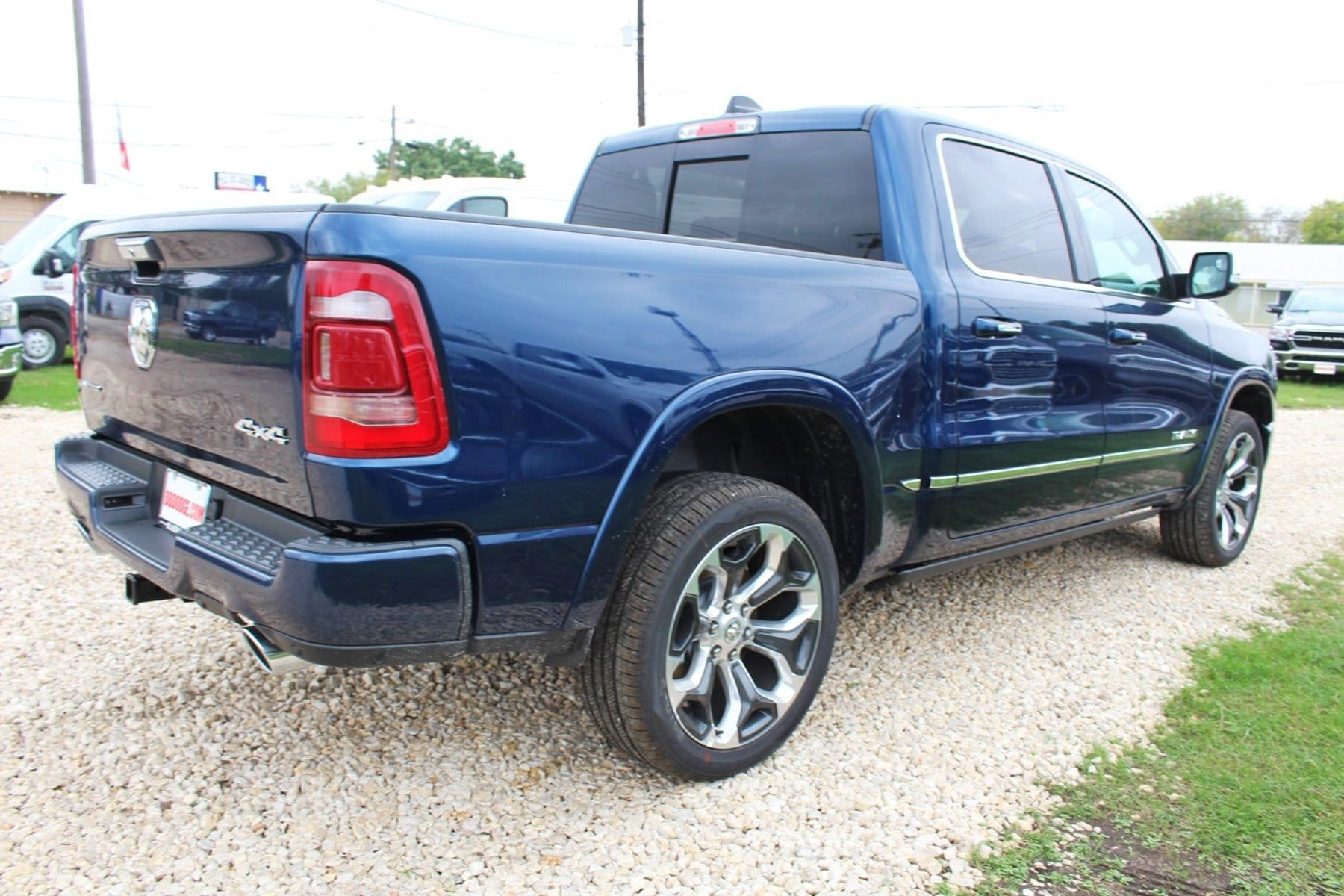 2019 Ram 1500 Crew Cab 4x4,  Pickup #TN632561 - photo 2