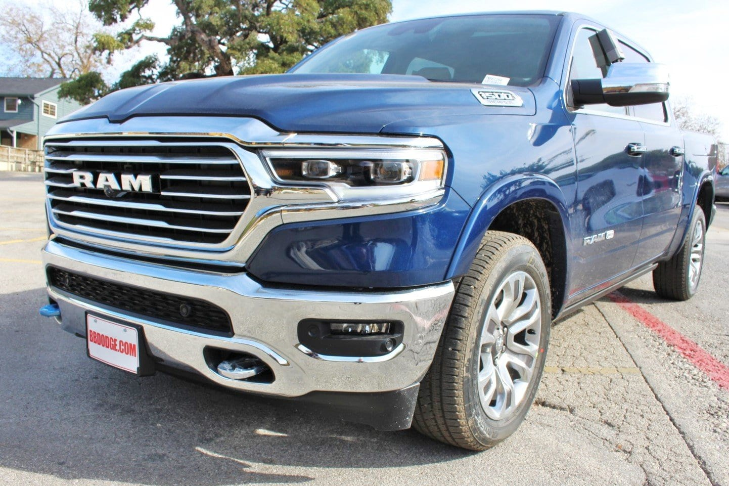 2019 Ram 1500 Crew Cab 4x4,  Pickup #TN661264 - photo 3