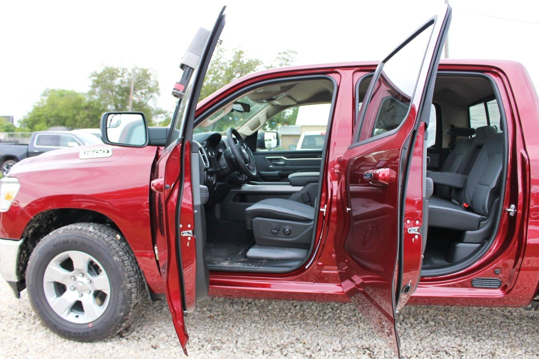 2019 Ram 1500 Crew Cab 4x2,  Pickup #TN667078 - photo 12