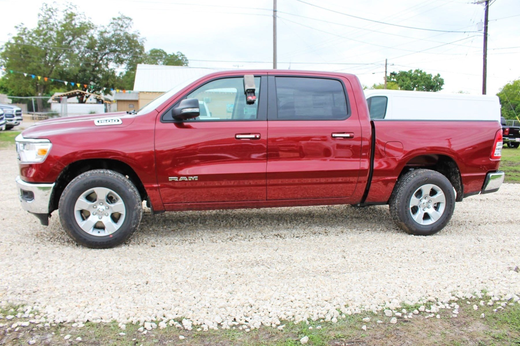2019 Ram 1500 Crew Cab 4x2,  Pickup #TN667078 - photo 4