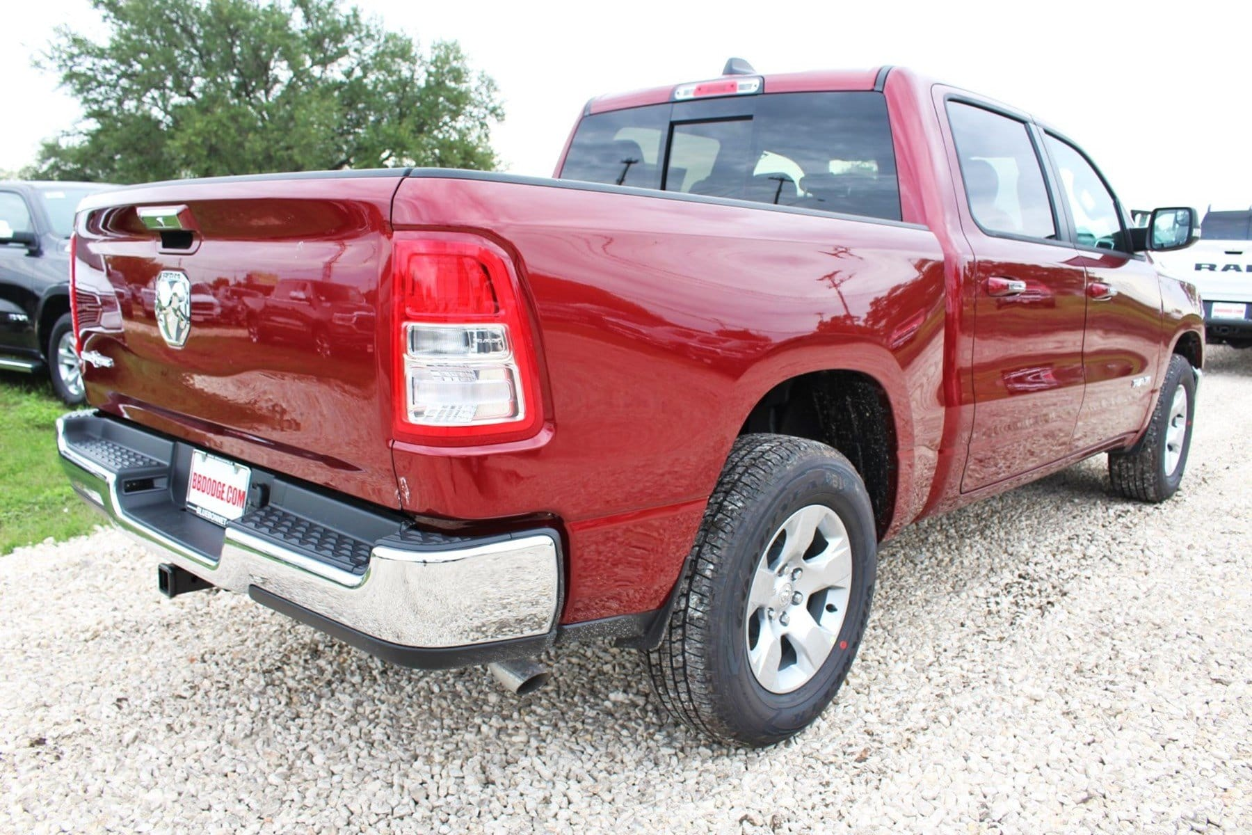 2019 Ram 1500 Crew Cab 4x2,  Pickup #TN667078 - photo 2
