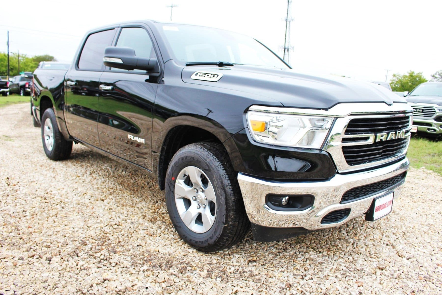 2019 Ram 1500 Crew Cab 4x2,  Pickup #TN667079 - photo 1