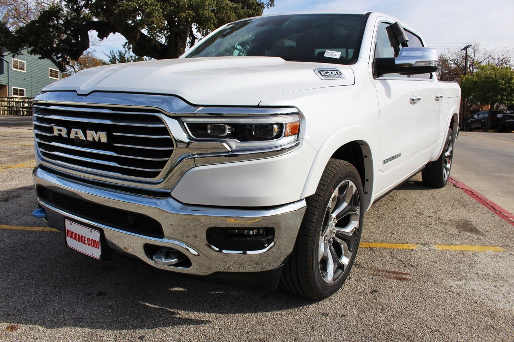 2019 Ram 1500 Crew Cab 4x4,  Pickup #TN670201 - photo 3