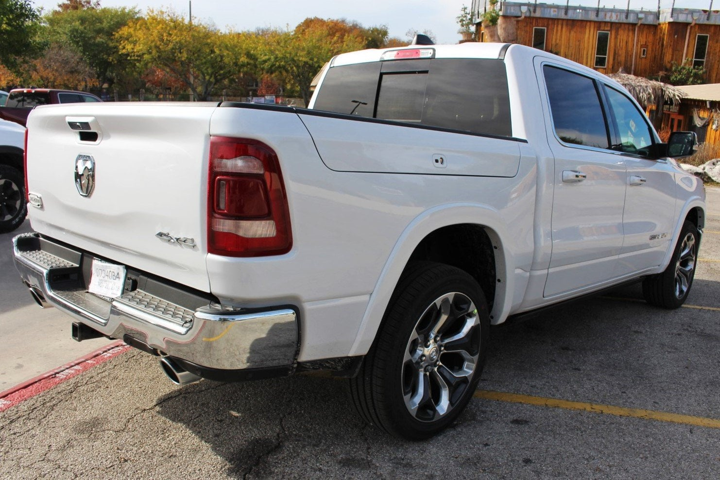 2019 Ram 1500 Crew Cab 4x4,  Pickup #TN670201 - photo 2