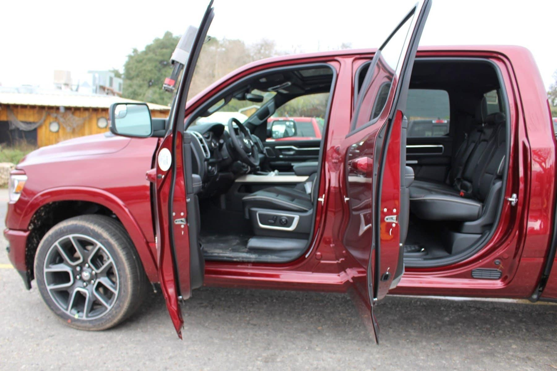 2019 Ram 1500 Crew Cab 4x4,  Pickup #TN686600 - photo 13