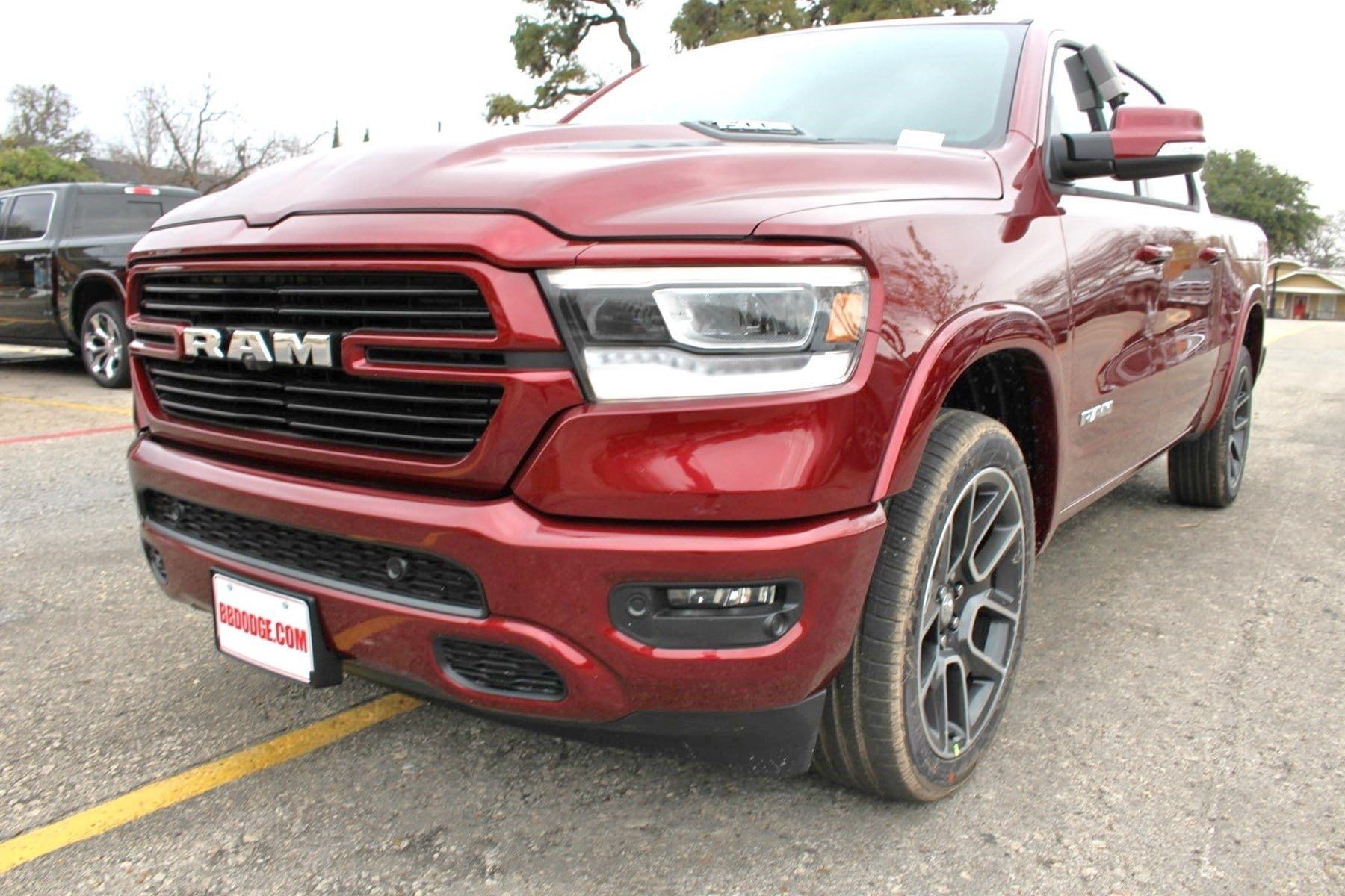 2019 Ram 1500 Crew Cab 4x4,  Pickup #TN686600 - photo 3