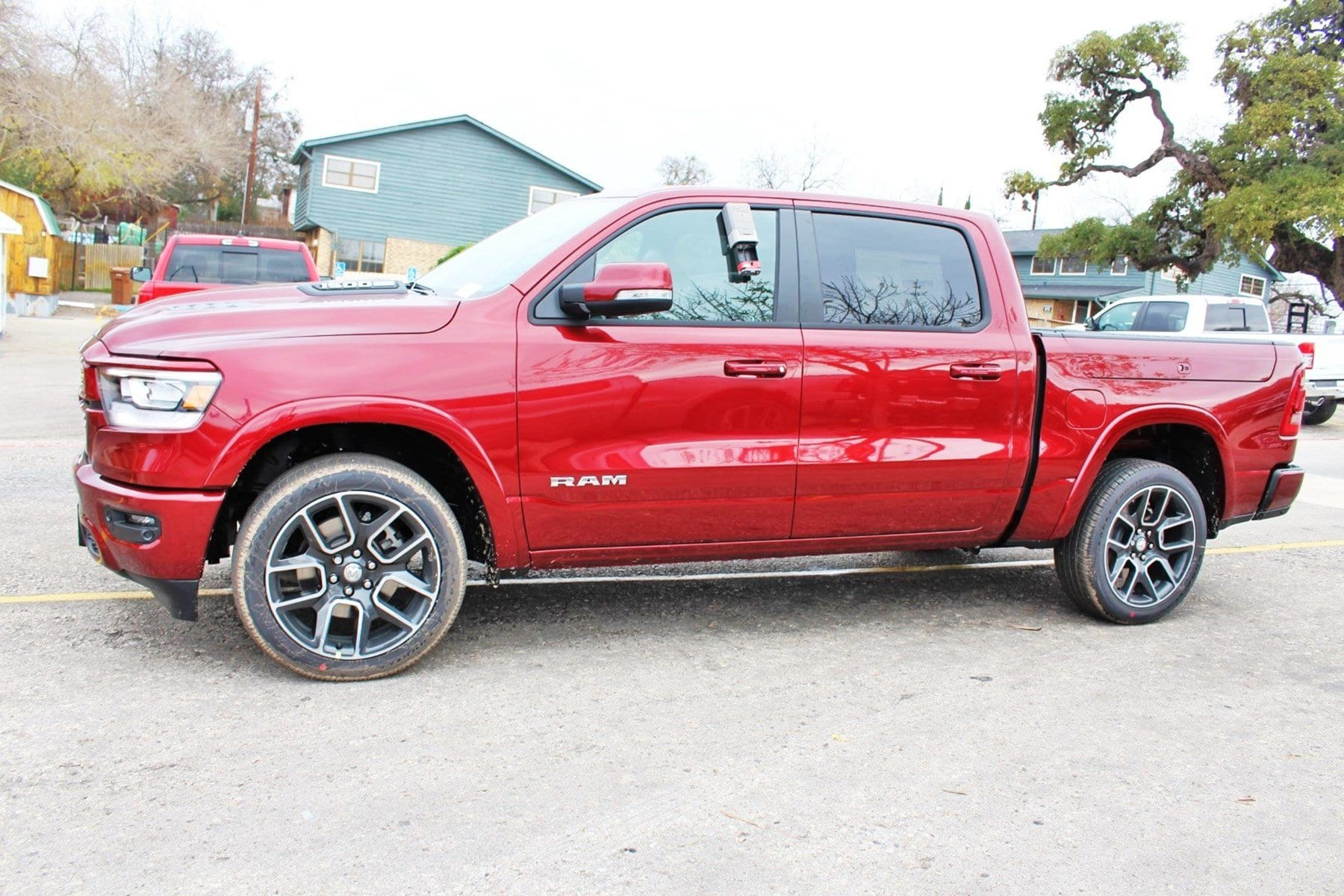 2019 Ram 1500 Crew Cab 4x4,  Pickup #TN686600 - photo 4