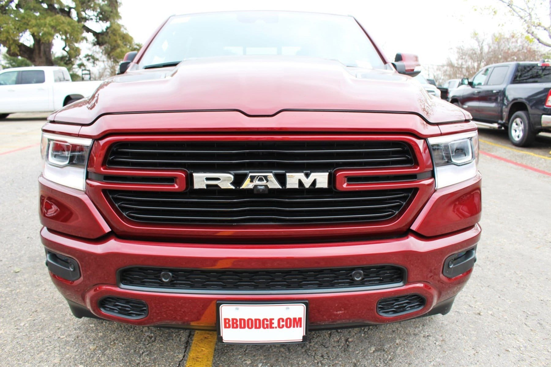 2019 Ram 1500 Crew Cab 4x4,  Pickup #TN686600 - photo 5