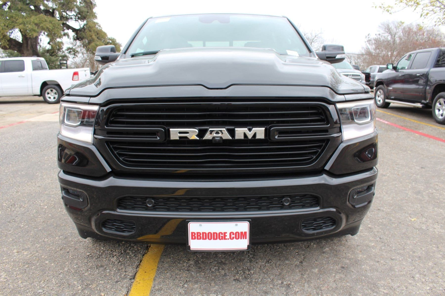 2019 Ram 1500 Crew Cab 4x4,  Pickup #TN686601 - photo 5