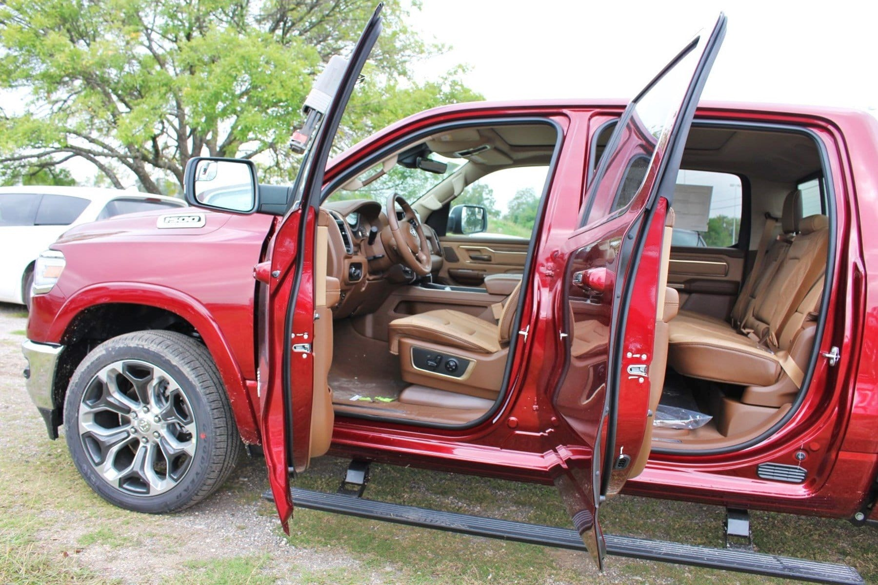 2019 Ram 1500 Crew Cab 4x4,  Pickup #TN695801 - photo 12