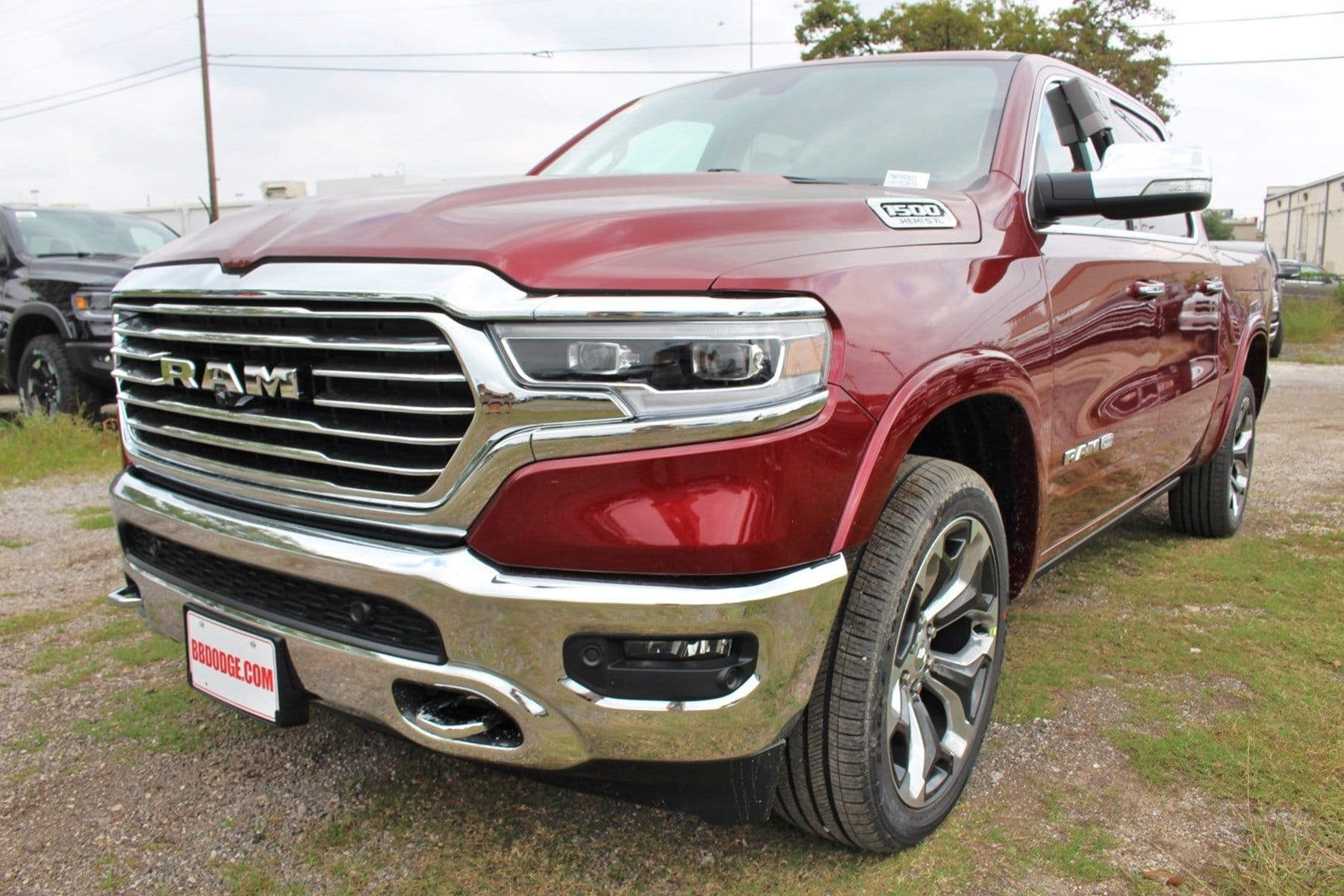 2019 Ram 1500 Crew Cab 4x4,  Pickup #TN695801 - photo 3