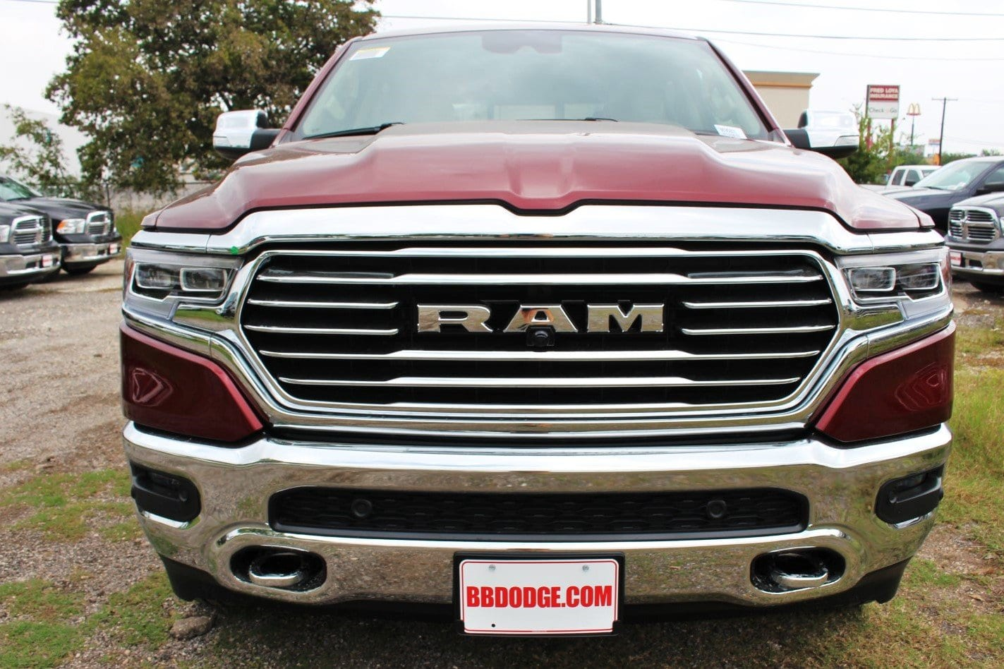 2019 Ram 1500 Crew Cab 4x4,  Pickup #TN695801 - photo 5