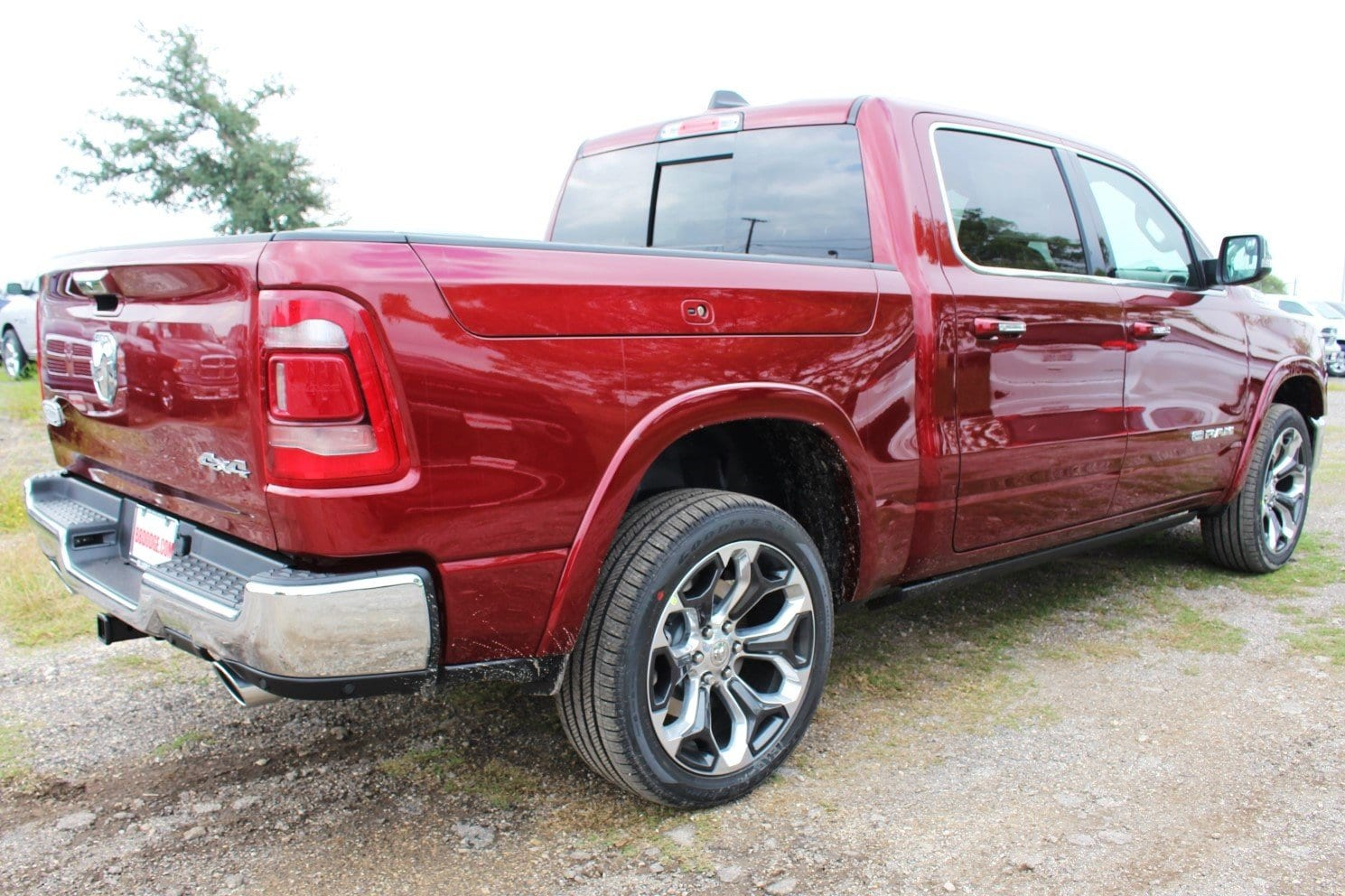 2019 Ram 1500 Crew Cab 4x4,  Pickup #TN695801 - photo 2
