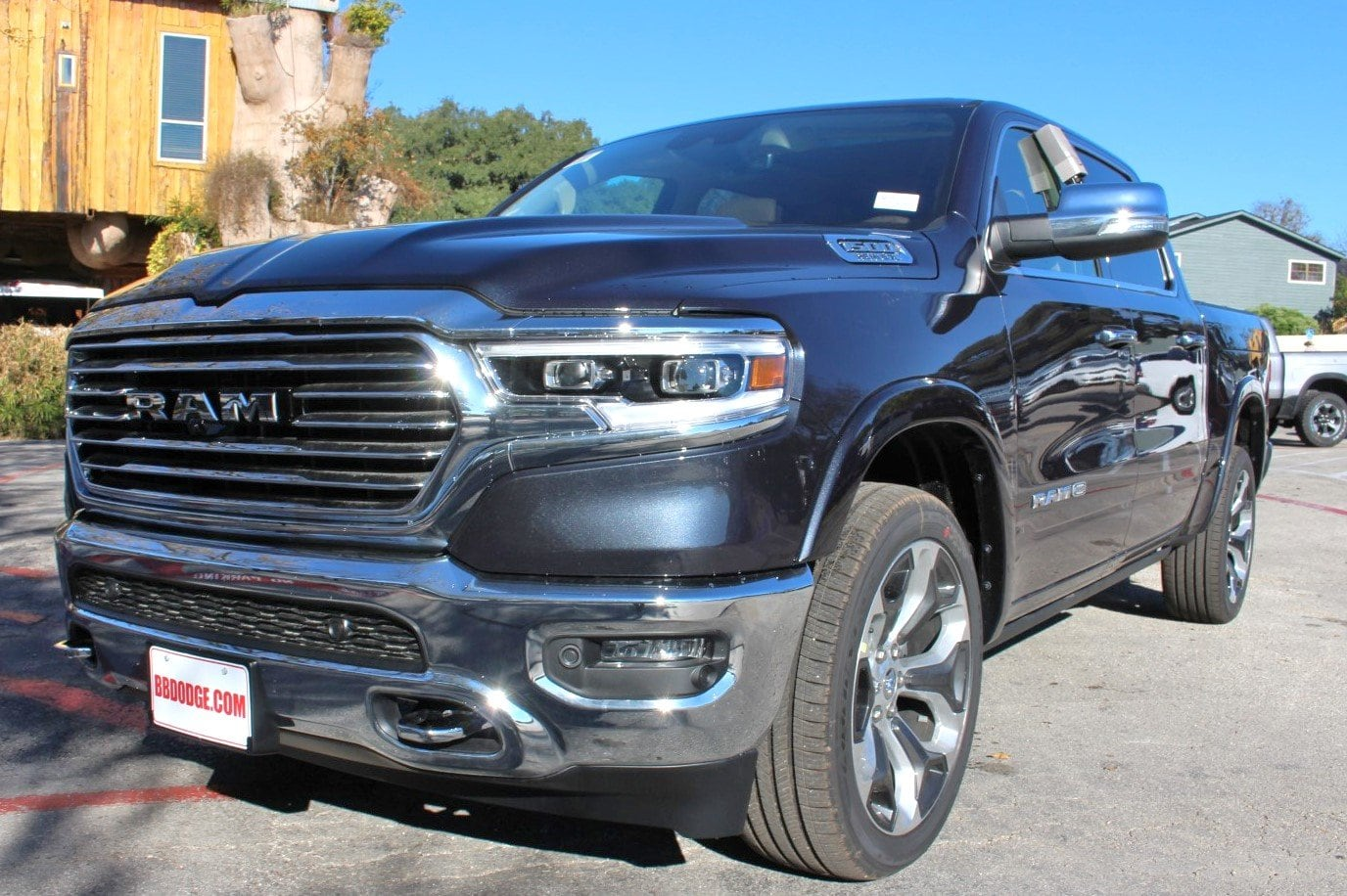 2019 Ram 1500 Crew Cab 4x4,  Pickup #TN695807 - photo 3