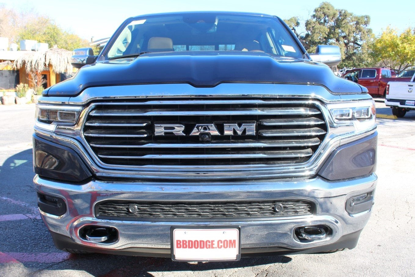 2019 Ram 1500 Crew Cab 4x4,  Pickup #TN695807 - photo 5