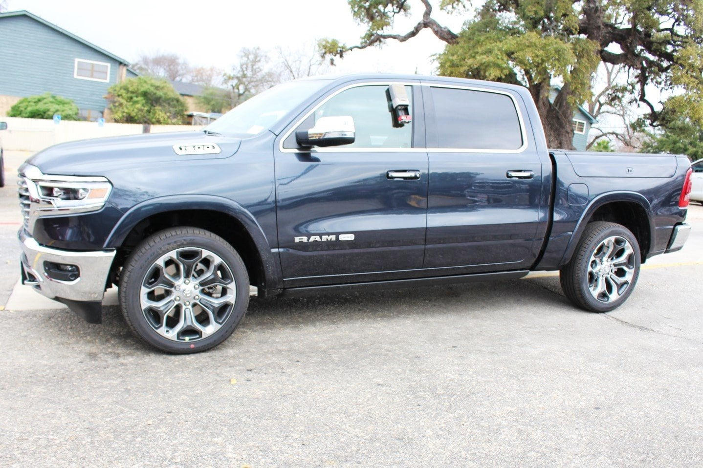 2019 Ram 1500 Crew Cab 4x4,  Pickup #TN695808 - photo 4