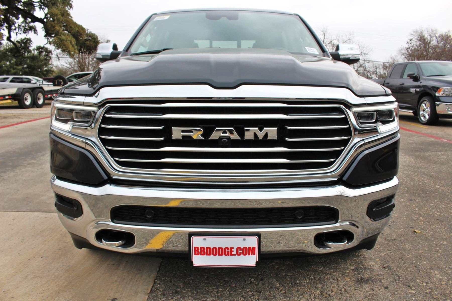 2019 Ram 1500 Crew Cab 4x4,  Pickup #TN695808 - photo 5