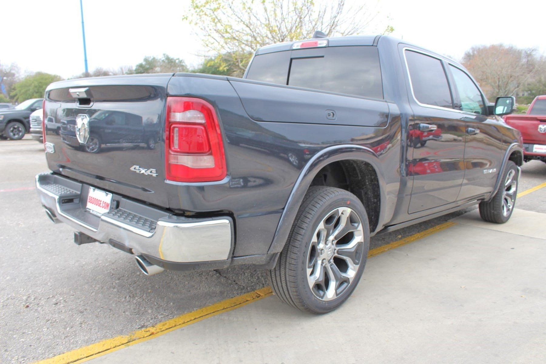 2019 Ram 1500 Crew Cab 4x4,  Pickup #TN695808 - photo 2