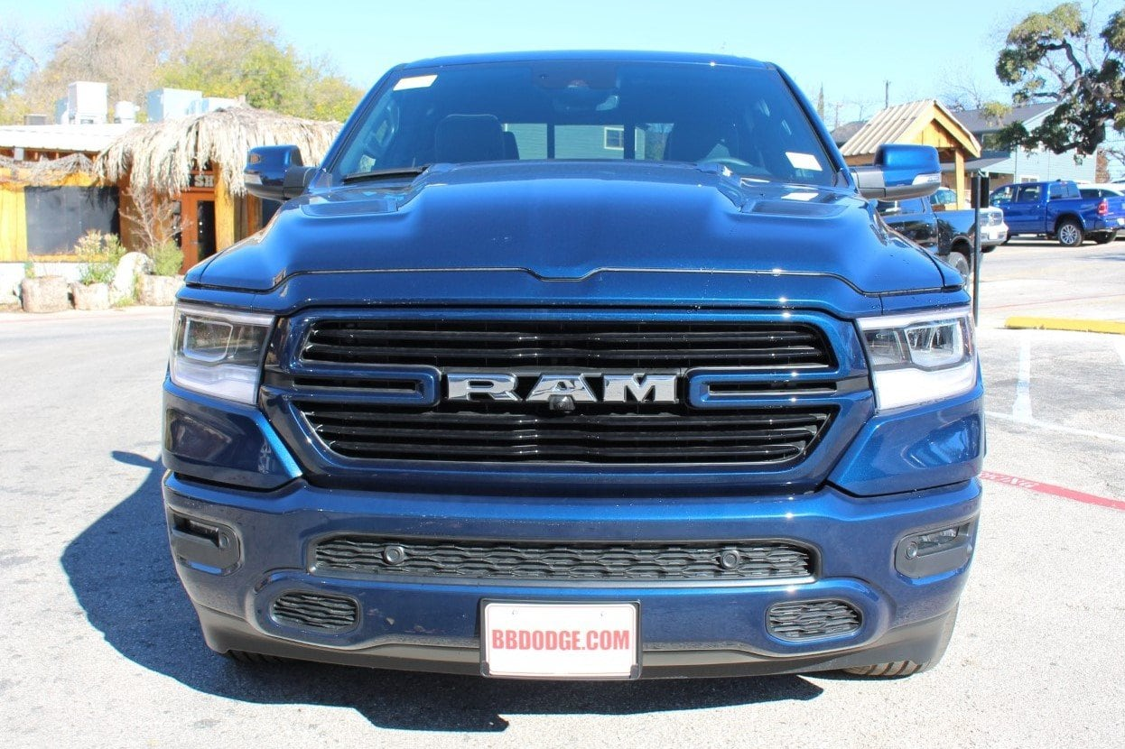 2019 Ram 1500 Crew Cab 4x4,  Pickup #TN701788 - photo 5