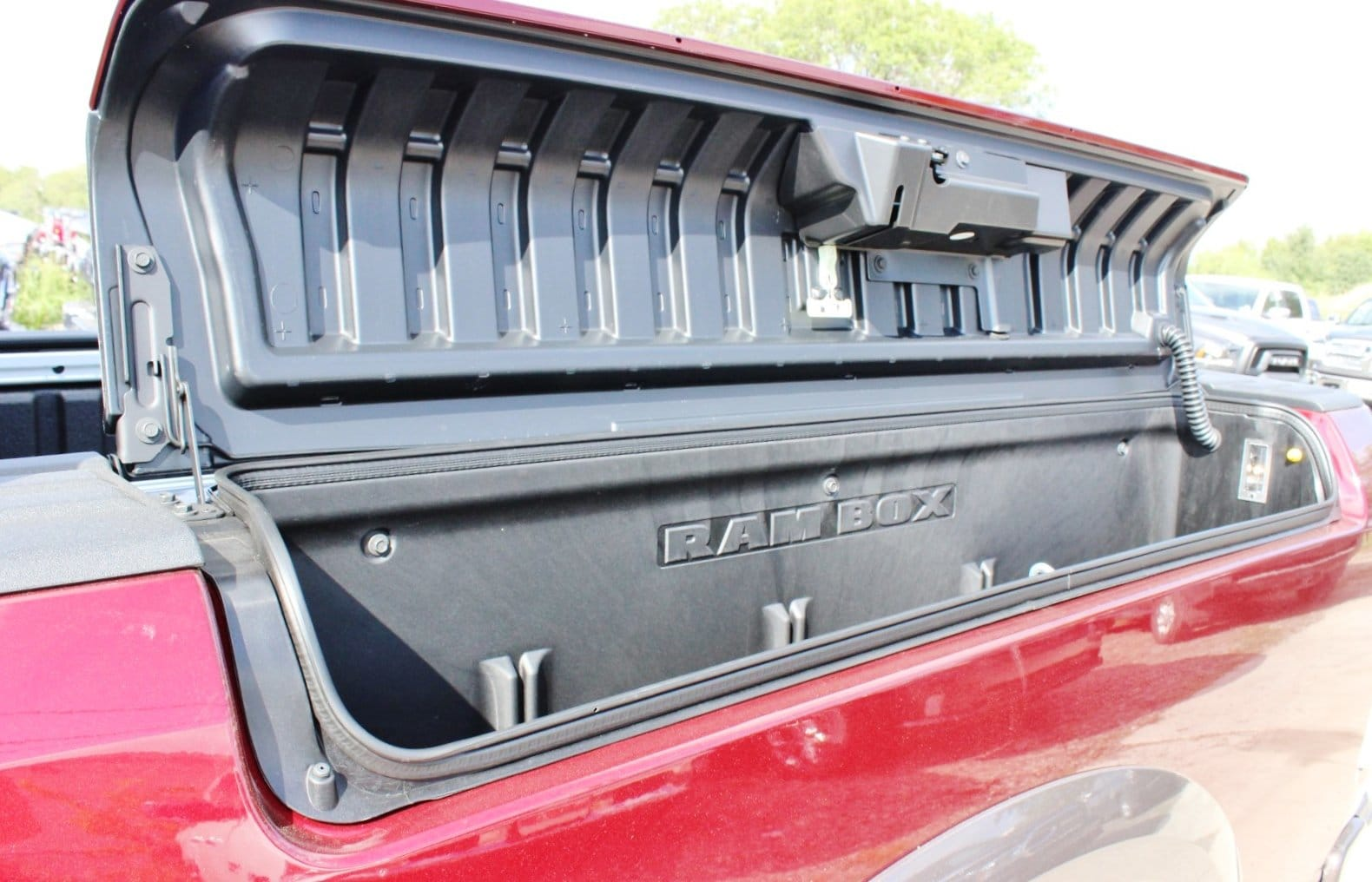2018 Ram 1500 Crew Cab 4x4 Pickup #TS103591 - photo 12