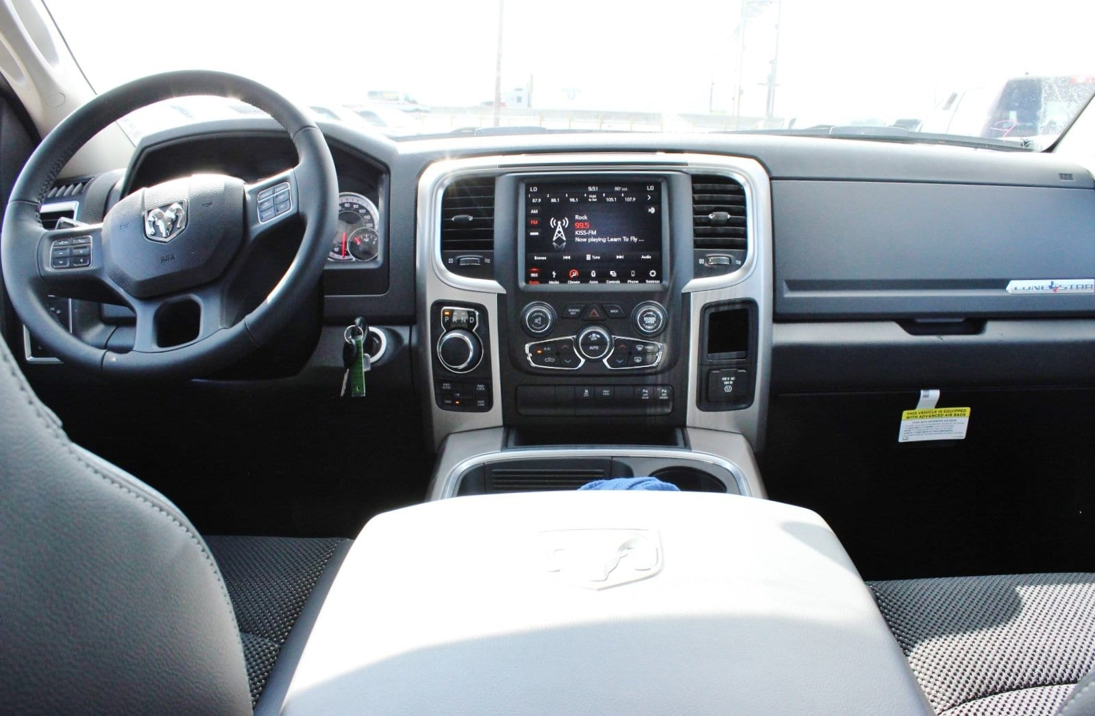 2018 Ram 1500 Crew Cab 4x4, Pickup #TS122175 - photo 6